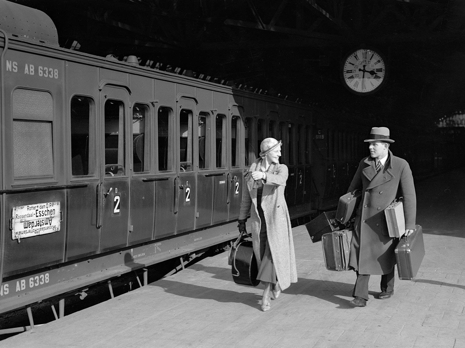 netherlands train system