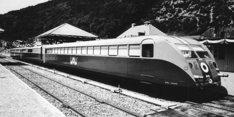 Autorails Bugatti French Railcars Of The 1930s Retours