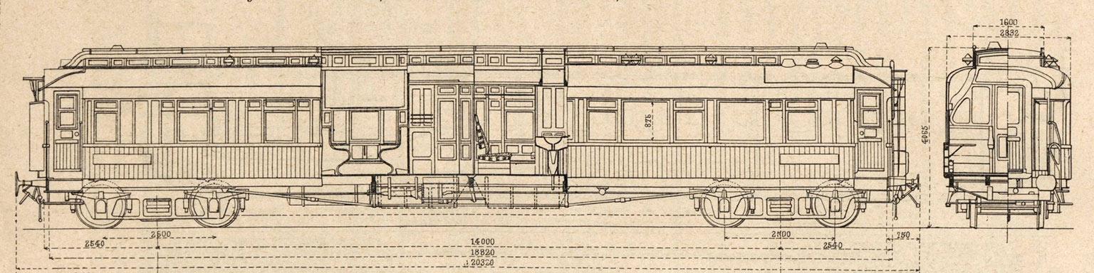 Milan To Rome Train >> Railways at the Milan World Fair of 1906   retours
