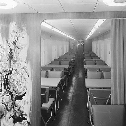 settebello an italian designer train from the 1950s retours. Black Bedroom Furniture Sets. Home Design Ideas